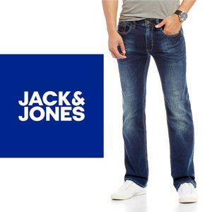 Jack & Jones Jake Bootcut Jeans - 32x34